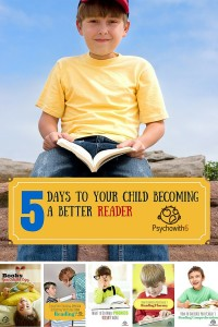 5 Days to Your Child Becoming a Better Reader