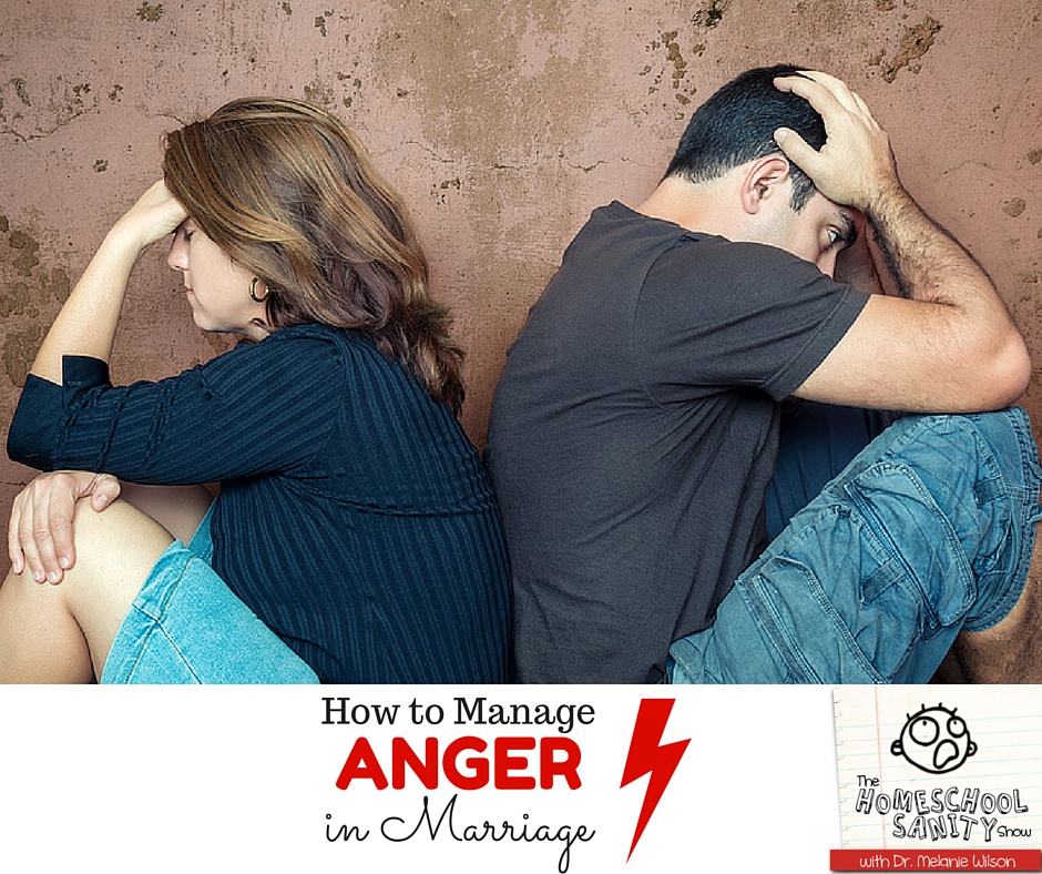 How to Manage Anger in Marriage
