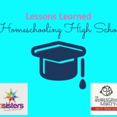 Lessons Learned from Homeschooling High School
