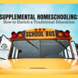 How to Use Homeschooling to Supplement a Traditional Education
