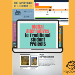 Digital Alternatives to Traditional Student Projects
