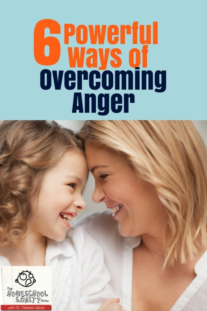 6 Powerful Ways of Overcoming Anger podcast
