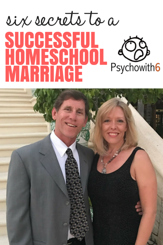6 Secrets to a Successful Homeschool Marriage podcast