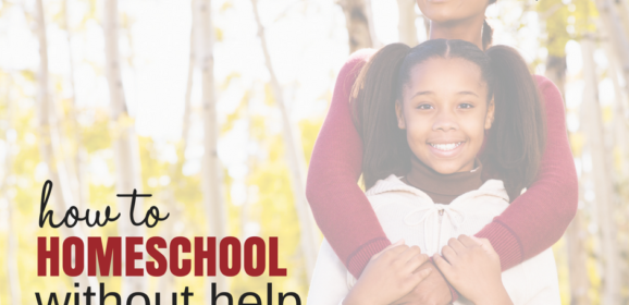 Homeschooling Without Help