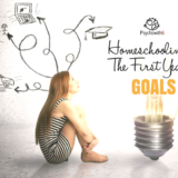 Goals and Devotions: First Year Homeschooling