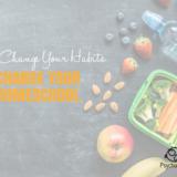 Change Your Habits; Change Your Homeschool