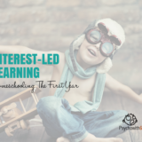 Interest-Led Learning: Homeschooling, the First Year