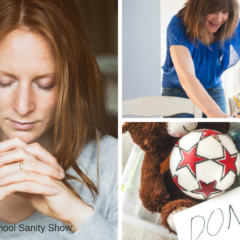 Habits of the Organized Homeschool Mom