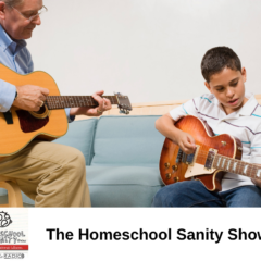 Why and How to Teach Guitar in Your Homeschool