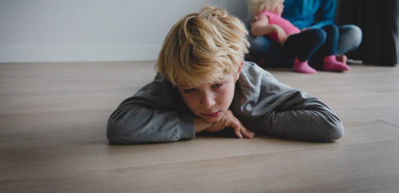 "What to Do When Your Child Won't Say ""I'm Sorry"""
